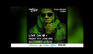 TRACELIVE Presents Khaligraph Jones