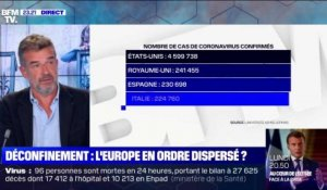 Déconfinement: l'Europe en ordre dispersé ? (2/2) - 16/05