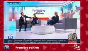 Accident plateau en direct sur BFM TV !
