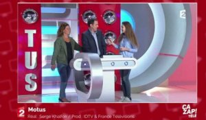 Surprise en direct pour Thierry Beccaro dans Motus !