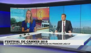 "Cannes 2019 : ""Les Misérables"", ""The Dead don't die"" et ""Le Daim"""