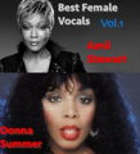 Best Female Vocals: Amii Stewart vs. Donna Summer Vol.1