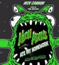 Neon Aliens Ate My Homework and Other Poems (Unabridged)