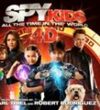 Spy Kids: All the Time in the World in 4D (Original Motion Picture Soundtrack)