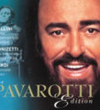 The Pavarotti Edition, Vol.2: Bellini, Donizetti, Verdi
