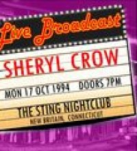 Live Broadcast - 17th October 1994 The Sting Nightclub, New Britain Connecticut