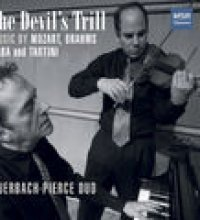 The Devil's Trill - Music for Violin and Piano by Mozart, Brahms, Hába and Tartini