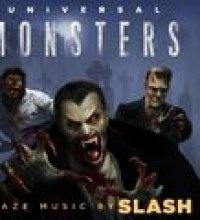 Universal Monsters Maze Soundtrack/Halloween Horror Nights 2018