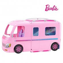 Le Camping-Car Transformable Barbie