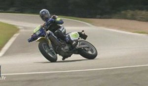 VIDEO : UN RALLYE MOTO ULTIME ( moto journal )