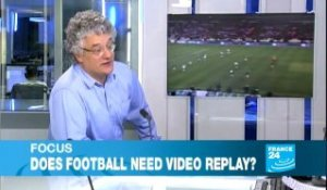 Does football need video?