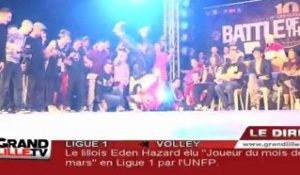 Breakdance : The Battle of the Year à Lille