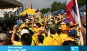 Red versus yellow: the fault lines in Thai politics