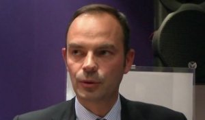 UMP : Blocages :  itw d'Edouard Philippe