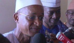 Guinée: le président Alpha Condé en campagne pour un 3e mandatLes Ondes De Guinee