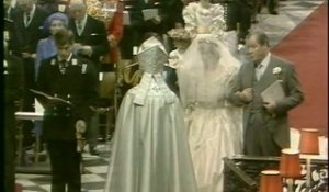 Yes : mariage de CHARLES D'ANGLETERRE avec Diana SPENCER