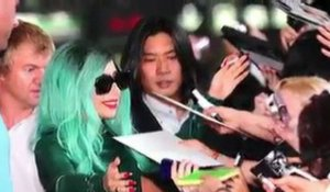 Lady Gaga cause le chaos au Japon