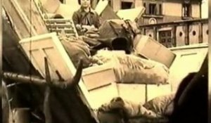Roumanie: commémoration du massacre de Iasi en 1941