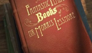 The Fantastic Flying Books of Mr Morris Lessmore - Trailer [HD]