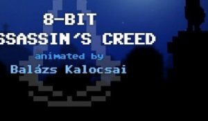 8-bit Assassin's Creed