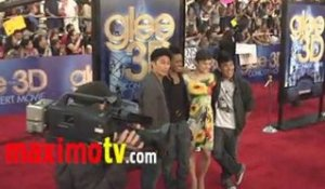 "SYTYCD Dancers at ""GLEE THE 3D CONCERT MOVIE"" Premiere"