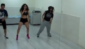 DANCE REHEARSAL by Neha Bhasin