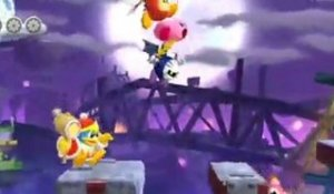 Trailer de Kirby's Adventure sur Wii