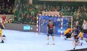Montpellier - Chambéry Coupe de la Ligue handball