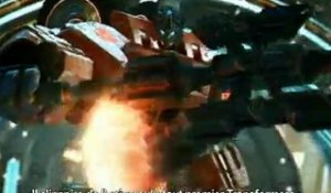 Transformers : La Guerre pour Cybertron (PS3) - Making-of