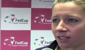 Fed Cup : le tirage au sort de Slovaquie-France