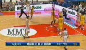 ACB - Real Madrid/Gran Canaria 90-72
