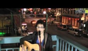 GINGER THOMPSON - COVER YOU (BalconyTV)