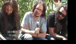 KORN TALKS ABOUT THE RETURN OF DAVID SILVERIA
