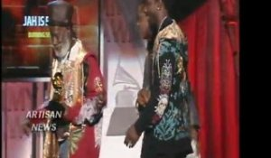 BURNING SPEAR WIN GRAMMY FOR JAH IS REAL