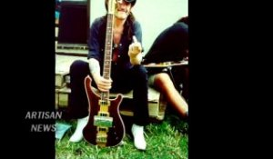 GUITAR HERO METALLICA FEATURES LEMMY KILMISTER OF MOTORHEAD