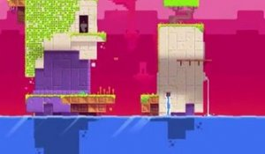 FEZ - Bande-annonce de gameplay