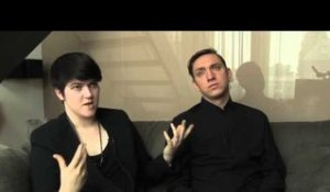 The xx interview - Romy Madley Croft and Oliver Sim (part 5)