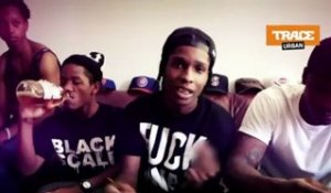 News: A$AP Rocky and his royal family