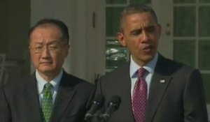 Banque mondiale: Jim Yong Kim, candidat surprise d'Obama