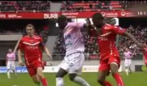 Foot : Ligue 1 ; Valenciennes / Evian