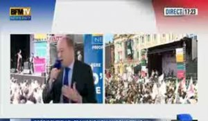 Meeting de Toulouse - Interview de JM Baylet