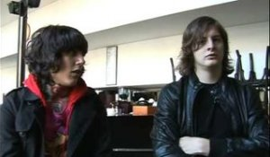 Part 1 video interview Bring Me The Horizon 2008