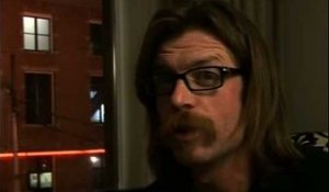 Eagles of Death Metal - Jesse Hughes interview
