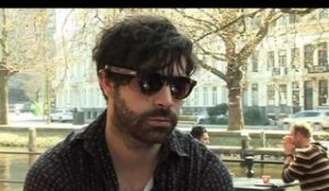 Foals interview - Yannis Philippakis (part 1)