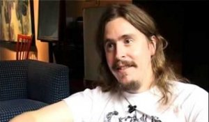 Interview Opeth - Mikael Akerfeldt (part 5)