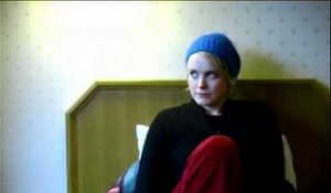 Interview Ane Brun from 2005 (part 1)