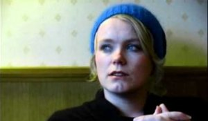 Interview Ane Brun from 2005 (part 2)
