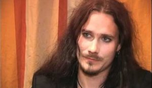 Interview Nightwish - Tuomas Holopainen (part 4)