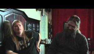 Amon Amarth interview - Johan Hegg and Olavi Mikkonen (part 4)