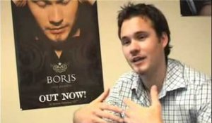 Boris interview - Boris Titulaer (deel 2)